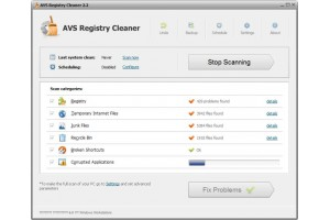 AVS Registry Cleaner