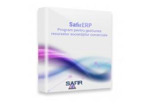 SafirErp - Program pentru gestiunea resurselor societatilor comerciale
