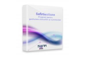 SafirGestiune - Program pentru gestiunea stocurilor si a productiei