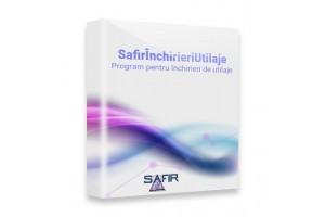 SafirInchirieriUtilaje - Program pentru inchirieri de utilaje