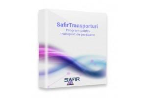 SafirTransporturi - Program pentru transport de persoane