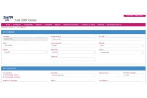 Program online pentru gestiunea resurselor societatilor comerciale