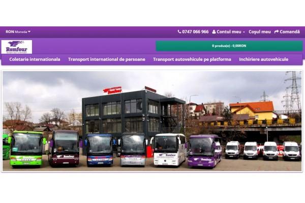 Magazin online pentru servicii