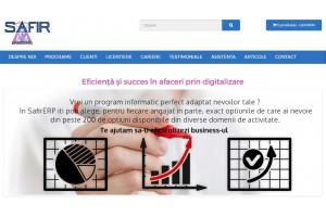 SITE_SAFIR - Magazin pentru produse digitale