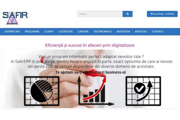 Magazin pentru produse digitale