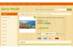 Magazin online cu produse