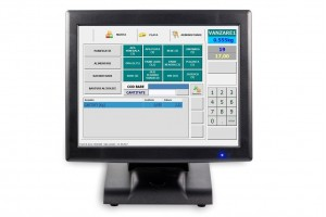 PARTNER_1015 - POS All-in-One Touchscreen