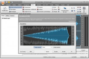 AVSAudioEditor - AVS Audio Editor