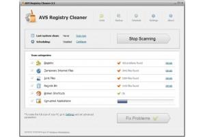 AVSRegistryCleaner - AVS Registry Cleaner