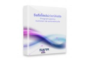 SafirInchirieriAuto - Program pentru inchirieri de autovehicule