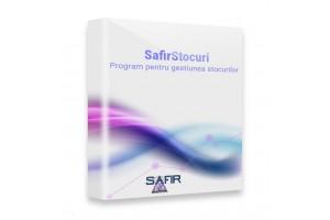 SafirStocuri - Program pentru gestiunea stocurilor