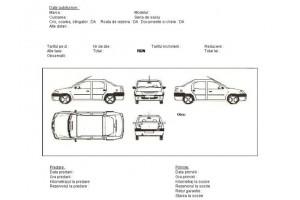 Program pentru inchirieri de autovehicule